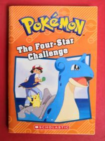 POKEMON The Four-Star Challenge