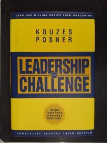 The Leadership Challenge, Third Edition(详见图)