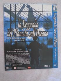海上钢琴师 加长版 DVD-9 1碟装