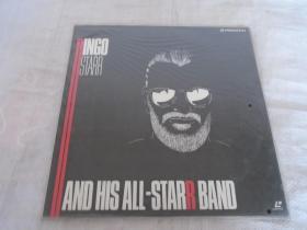 Ringo Starr and His All-Starr Band LD大光盘 林戈·斯塔尔 披头士