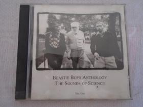 beastie boys anthology the sounds of science 1碟CD