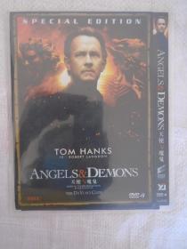 天使与魔鬼 DVD-9 1碟 汤姆汉克斯