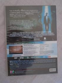 The Butterfly Effect DVD 1碟 蝴蝶效应