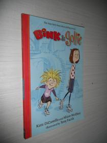 Bink and Gollie 宾克和戈利 英文儿童漫画绘本