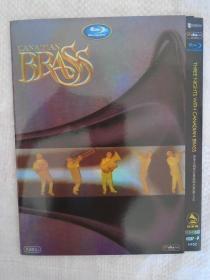 加拿大铜管五重奏精选集 爵士乐 DVD-9 1碟装