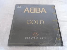 ABBA - Gold: Greatest Hits LD大光盘 金碟