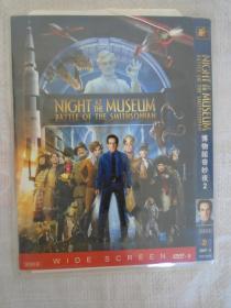 博物馆奇妙夜 2 DVD-9 1碟