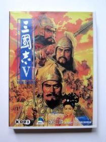 【游戏】三国志V(简体中文版 1CD+战阵攻略书)详见图片