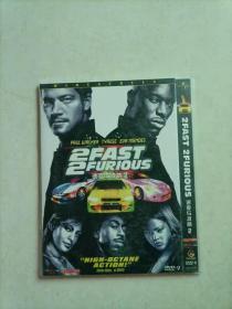 速度与激情2 DVD