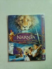 纳尼亚传奇3 黎明踏浪号 DVD