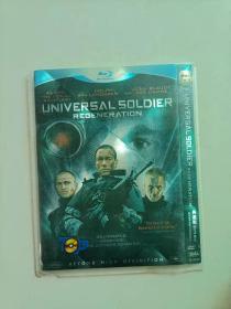 再造战士3重生 DVD