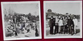 五十年代照片一两张【颐和园合影】
