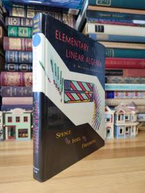 Elementary Linear Algebra : A Matrix Approach 精装大本 线性代数