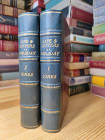 1870年 The Life and Letters of Faraday 法拉第的生平和书信