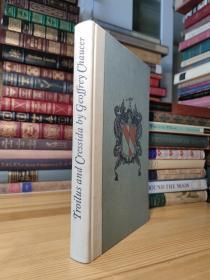 限量签名版 本书编号600 Troilus and Cressida 乔叟 特洛伊罗斯与克瑞西达 Limited Editions Club