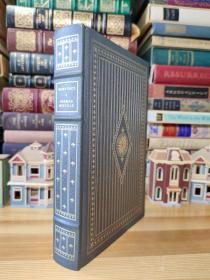 白鲸  MOBY DICK OR THE WHALE  1979 Franklin Library