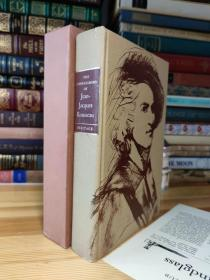 Heritage Press 卢梭的忏悔录  The Confessions of Jean-Jacques Rousseau