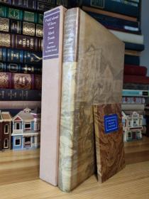 马克吐温 Pudd'nhead Wilson 傻瓜威尔逊 The Limited Editions Club 限量2000本 本书编号1120 画家亲笔签名