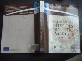 Fundamentals of Futures and Options Markets(期权与期货市场基本原理 第6版 带光盘)