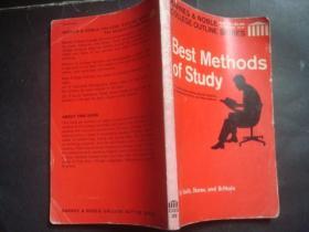 Best Methods of Study【英文原版】(学习的最好办法)