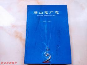 蒲山电厂志1991-2000