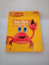 Wonder your turn practice book(Unit6-Unit10)
