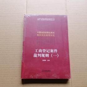 工商登记案件裁判规则(一)
