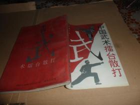 中国武术擂台散打( 董金明 编著)