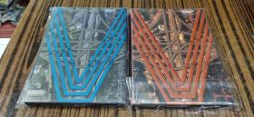 Wayv【KICK BACK】【2本合售  全新塑封  含光盘】请看图片