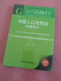 人口与劳动绿皮书:中国人口与劳动问题报告No.21
