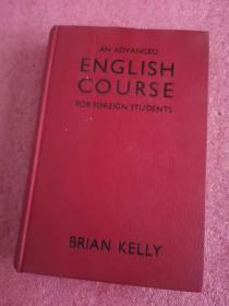 AN ADVANCED  ENGLISH  COURSE