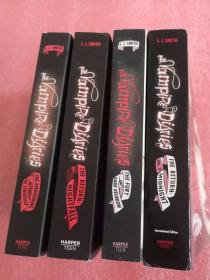 The Vampire Diaries:The Return: Nightfall【4册合售】