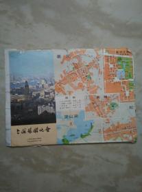 上海旅游地图