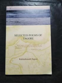SELECTED POEMS OF TAGORE