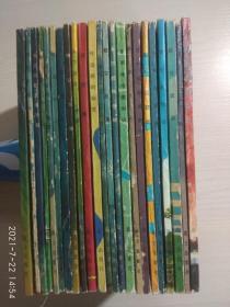 部队科普丛书 17本 + 军事科普丛书 6本(不重复)23本合售售