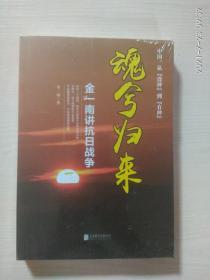 魂兮归来:金一南讲抗日战争【全新未开封】