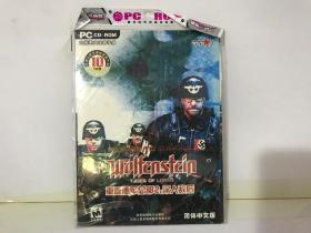【游戏光盘】重返德军总部2:深入敌后【简体中文版】1CD