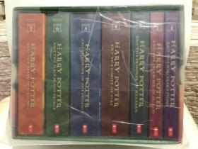 Harry Potter Paperback Box Set  哈利波特7卷合售(小16开)【全新未拆封】包中通快递