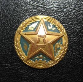 55老帽徽