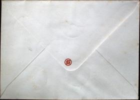 邮政用品、信封、首日封,常106首日封一枚