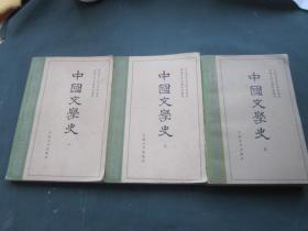 中国文学史(共三册)