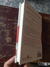 作者签名本 THE UNEASY PARTNERSHIP THAT WILL CHANGE THE WORLD 英文原版 精装16开