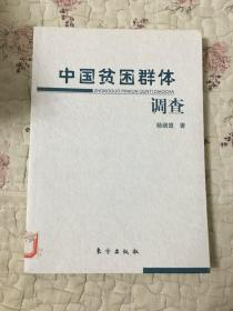 中国贫困群体调查