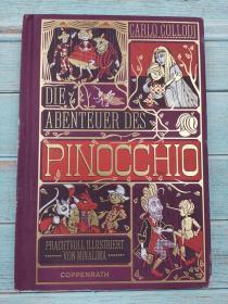 Die Abenteuer des Pinocchio 德语