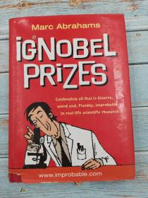 Ig Nobel Prizes : The Annals of Improbable Research
