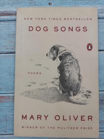 new york times bestseller dog songs poems