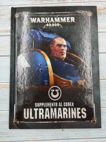 warhammer 4000 supplemento al codex ultramarines 意大利语