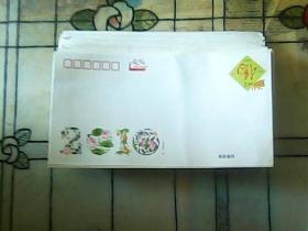 2010年中国邮政贺年有奖1.2元邮资封 (89枚)无地址、无邮编