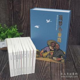 筑梦小康路(建设新农村的故事连环画集共10册)(精)