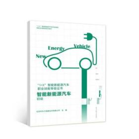 智能新能源汽车 初级 北京中车行高新技术有限公司 9787040551273